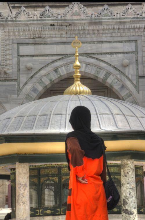 Mezquita de Beyazid, Estambul, Turquía
