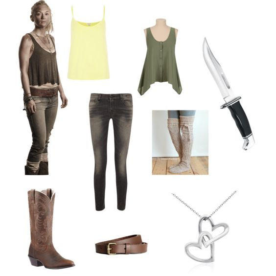 beth greene outfits | Beth Greene The Walking Dead Cosplay: