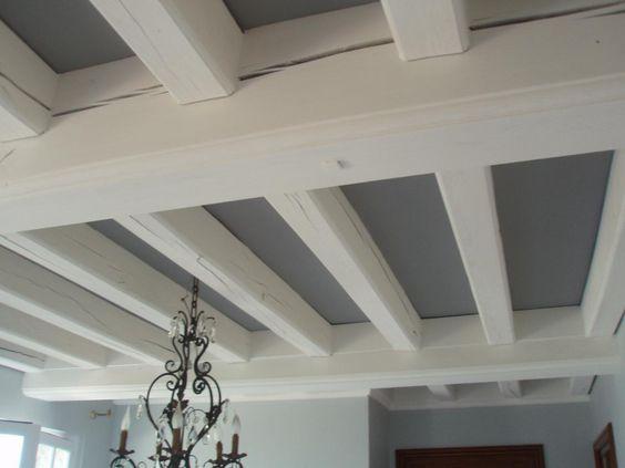 Peinture poutre plafond pinteres for Peinture plafond