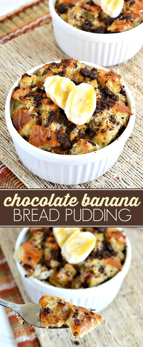 bread bread pudding recipes bread puddings pudding recipe banana bread ...