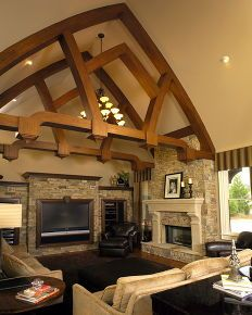 just to clarify and clear up any confusion i love wood it has a natural, home decor, painting, The BEAMS Made out of MDF and PAINTED to match the trim