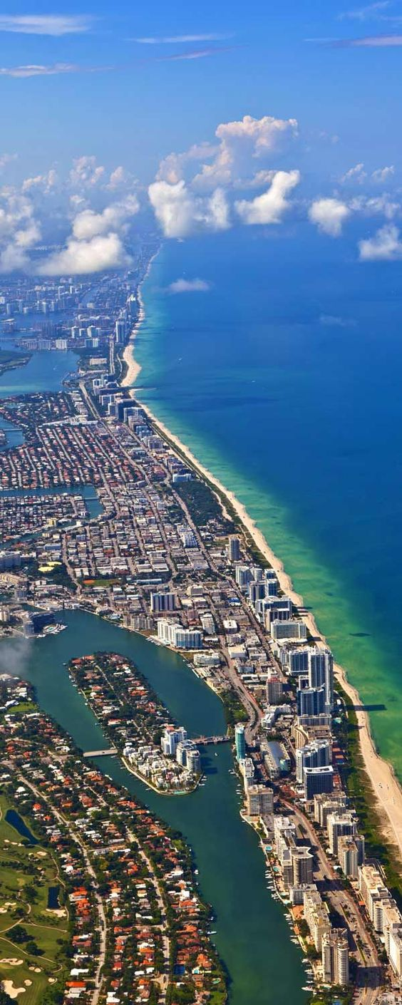 South Beach, Miami. This place often seems to get a bad rap--but I think it's an awesome place!
