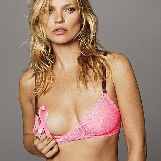 """"""" For a world with more of that!  Kate Moss + Stella Mccartney against breast cancer campaign!  October  We applaude and support this initiative!  #kate #katemoss #stella #stellamccartney #lingerie #breastcancer #against #october #hello #campaign #support #applaude #initiative #love #women #✌️"""" Photo taken by @cisoatelier on Instagram, pinned via the InstaPin iOS App! http://www.instapinapp.com (10/01/2014)"""