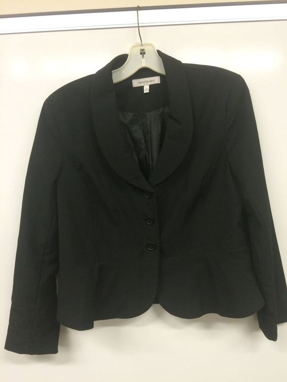 Harvey Benard Women Blazer Size l  #HarveyBenard #Blazer