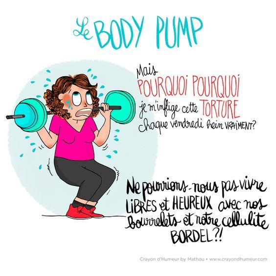 VENDREDI-bodypump