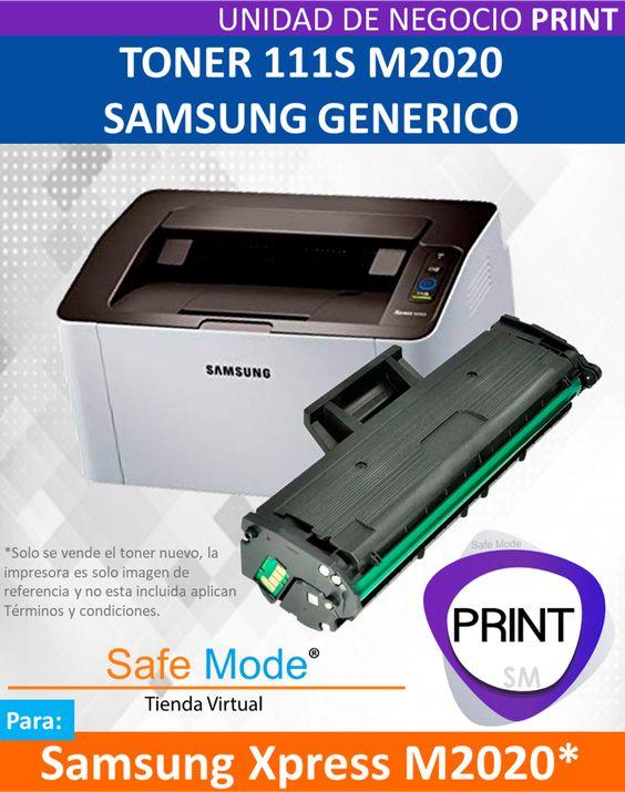 Toner para Samsung Xpress M2020  [Nuevo]