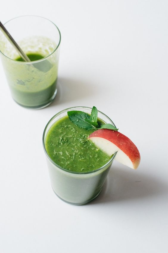green mojitos | dolly and oatmeal