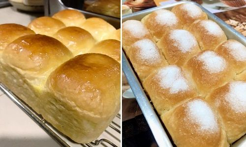 Resepi Roti Ban Manis Dan Roti Gula Roti Foodie Food