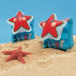 Kids swimming muscles stars
