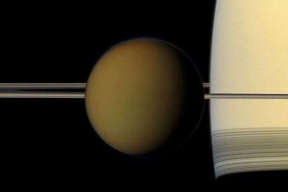Life on Saturn moon? Discovery of hidden ocean on Titan tantalizes