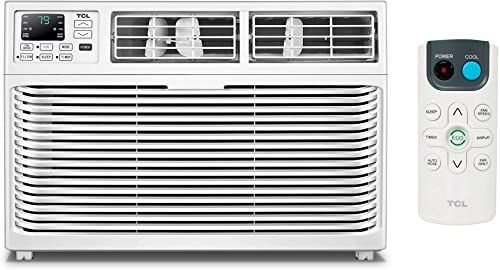 New Tcl Energy Star 15 000 Btu 115v Window Mounted Remote Control Twc 15cr Uh Air Conditioner White Online Shopping Fancylookstar In 2020 Wall Air Conditioner Air Conditioner Window Air Conditioner