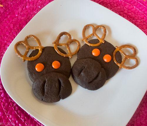 Chocolate Moose Cookies