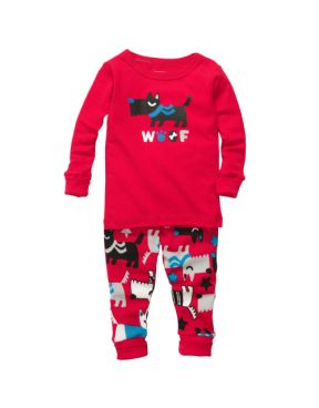 OshKosh Baby Boys Scottie Dog Pajamas