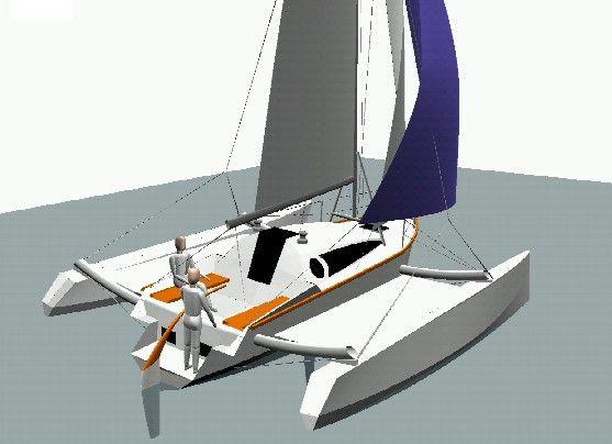 Christophe Maurel Architecte Construction De Bateaux Bateau Voilier