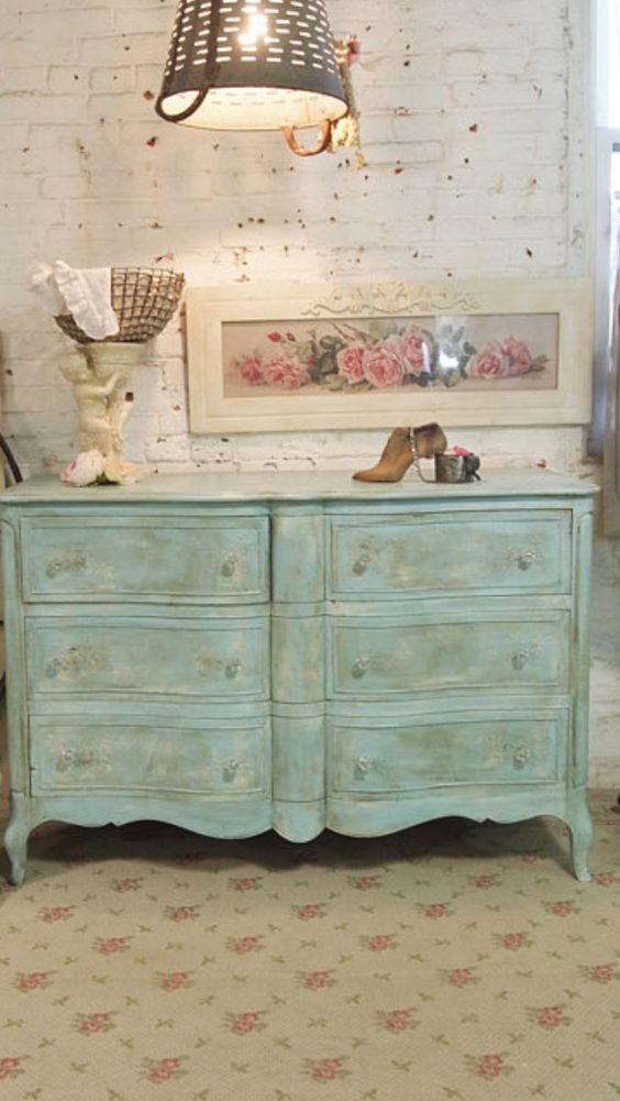 French provincial chalk paint dresser room ideas for for French provincial paint colors