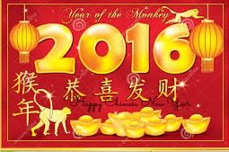 Happy Year of the Monkey to all the #Tagtribes Community and #Jeunesse Family