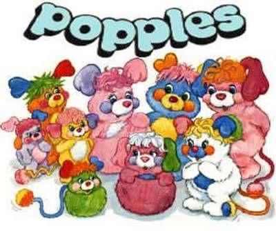 I wish I'd kept my Popples nighty