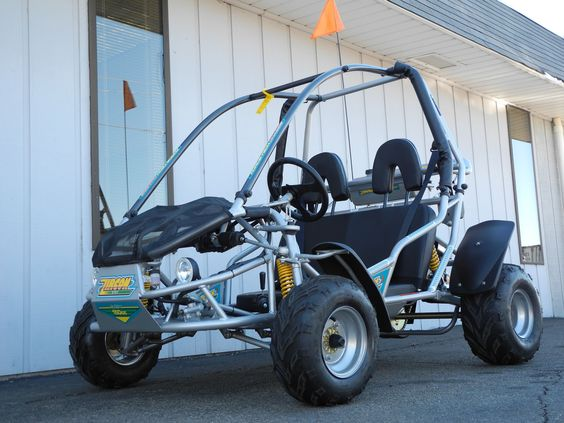 We just received a new shipment of American SportWorks go karts, including the Black Widow and this brand new Zircon model. This Zircon is a blast with a 9HP 150cc engine, full suspension, and hydraulic brakes. Plus, it has a sliding seat and can accommodate most adults. See more at: http://www.powerequipmentsolutions.com/products-a-services/online-store/go-karts/american-sportworks-model-6152-zircon-go-kart.html    #gokart #zircon #americansportworks #offroad #dirt #fun #knobby #pes…