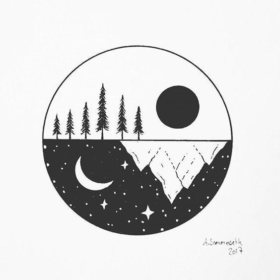 35 Cool Easy Whimsical Drawing Ideas Art Drawings Cool Art Drawings Art Drawings Sketches Simple