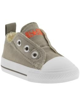 Converse Chuck Taylor All Star Slip (Infant/Toddler) | Piperlime