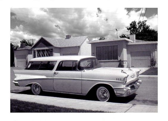 1957 Nomad