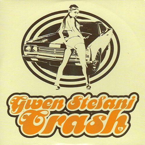 Gwen Stefani – Crash (single cover art)