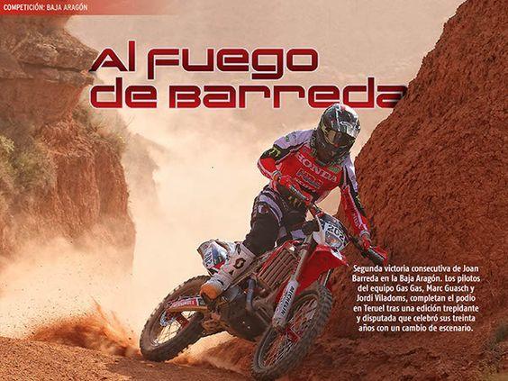 EnduroPro nº46 | Baja Aragón 2013: Al fuego de Joan Barreda