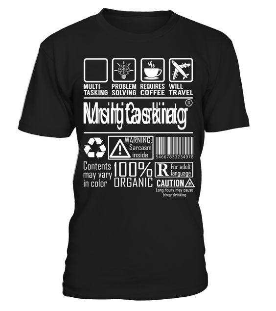 Nursing Coordinator - Multitasking