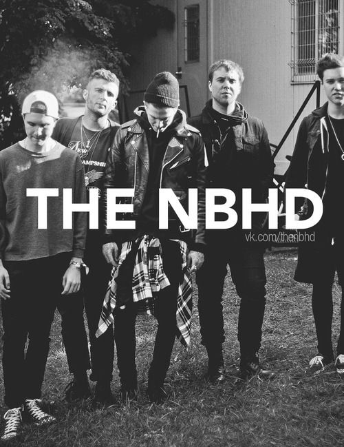 the neighbourhood LOVE them there music is so good i would love to see them in concert NBHD!!!!Love the song Flawless