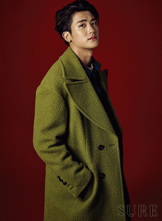 ZE:A Hyung Sik - Sure Magazine November Issue '15