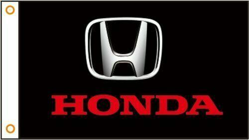 Honda Nsx Nsx Motorsport Logo Custom Flags