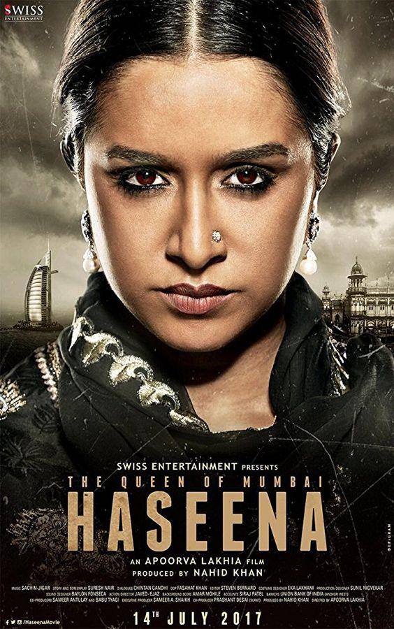 Haseena Parkar (2017) DVDRip