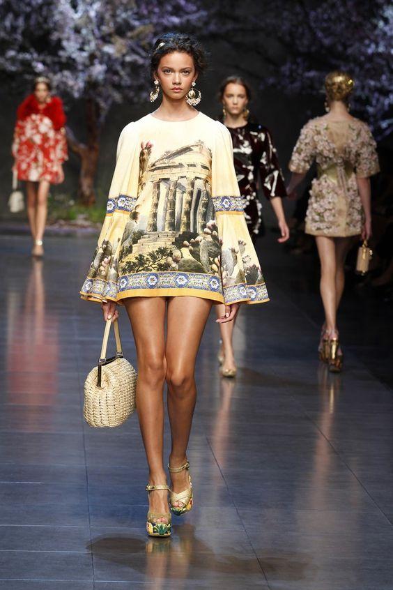 dolce-and-gabbana-ss-2014-women-fashion-show-runway