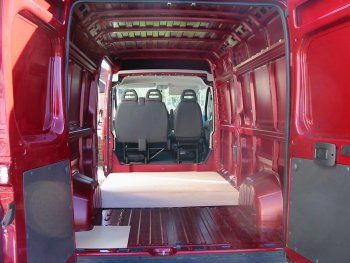 Roadtrek Interior Theres More Than One Way To Live In A Van The 120K DIY Sprinter Conversio