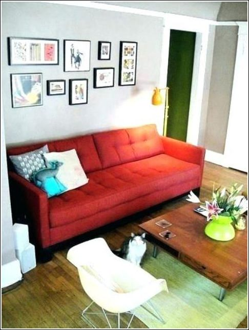 Cottage Style Sofas Living Room Furniture Red Couch Living Room