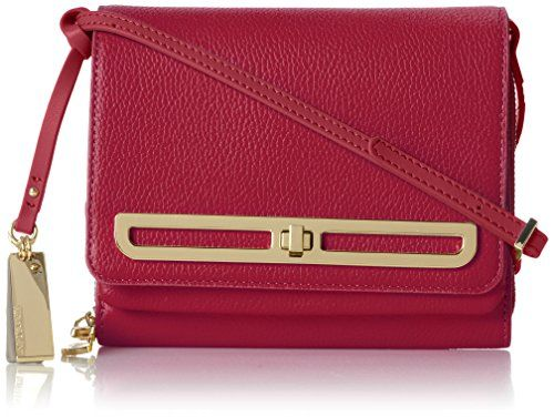 Vince Camuto Anika Cross Body Bag,Purple Potion,One Size