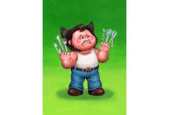 Wolverine by Creator by Layron DeJarnette