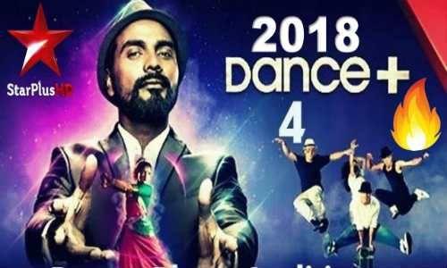 Dance Plus Season 4 Hdtv 480p 300mb 03 November 2018 Season 4