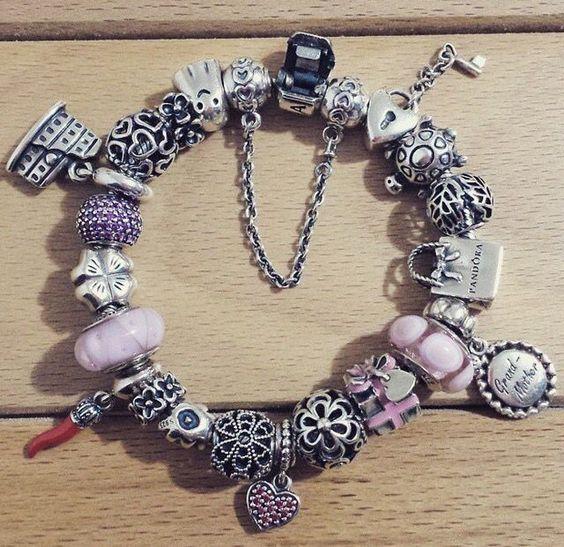 Design your own photo charms compatible with your pandora bracelets. Pandora