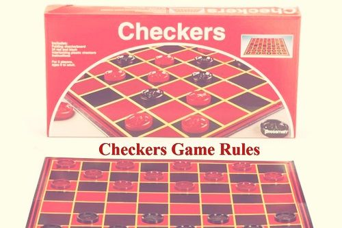 Dummies Guide Of Checkers Rules Checkers Game Winning Tips Checkers Game Checker Rules Checkers Board Game