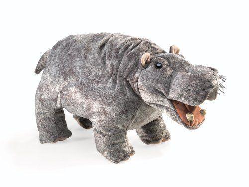 Hippo Puppet Folkmanis http://www.amazon.com/dp/B002LHBAAO/ref=cm_sw_r_pi_dp_CIS1tb0VNG813F5W