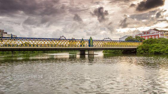 Photograph Ponte da Boa Vista - Recife - Brazil by Fernando De Oliveira on 500px