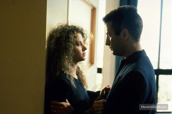 Internal Affairs (1990) Nancy Travis and Andy Garcia