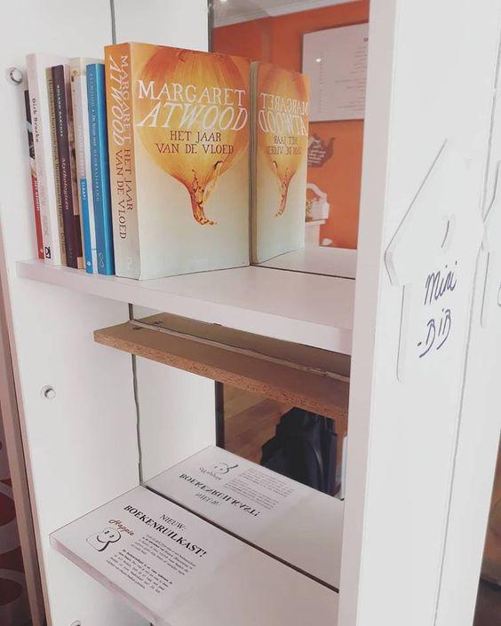 Boekenruilkast Boom