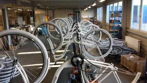 Malowanie Proszkowe Ostrow Firma Burghardt Spolka Jawna Bicycle
