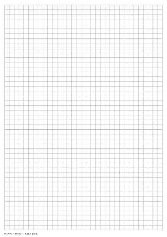 Printable Graph / Grid Paper Pdf Templates | Paper, Inspiration