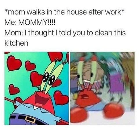 "22 Way Too Real Situations That Are Best Explained By ""SpongeBob"" Memes"