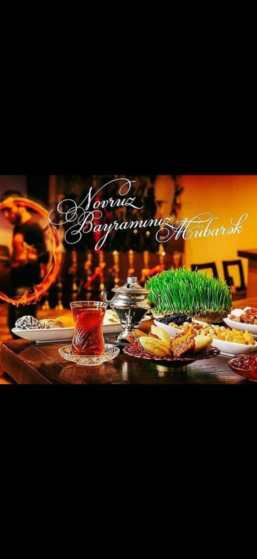 Novruz Bayraminiz Mubarek Olsun