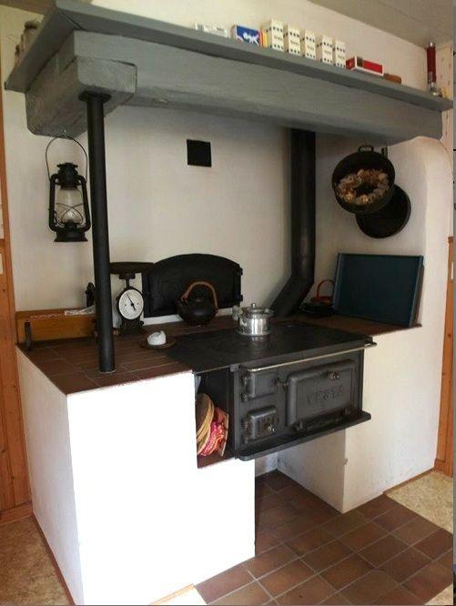 vintage vesta stove