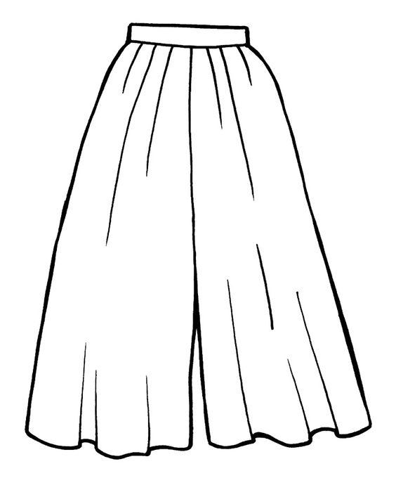 Split Skirt Patterns 49